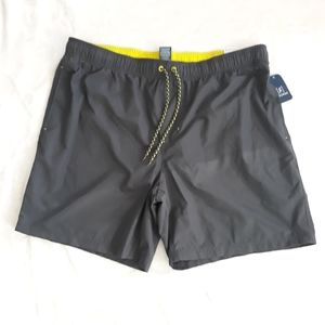 GEORGE above the knee grey swim trunk sz 2XL